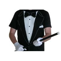 Smoking Negro Camiseta Mod. 2015