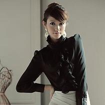 Blusa Negra Moda Japonesa Envío Incluido