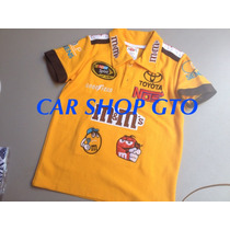 Camiseta Tipo Polo M&m Para Niño