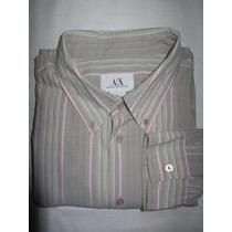 Camisa Armani Exchange Xl