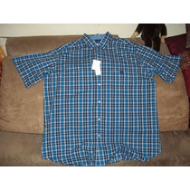 Camisa 3xl Tall, Chaps Blue-wb