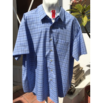 Camisa Casual Van Heusen Tallas Extras 3xl Cuello 20-20.5