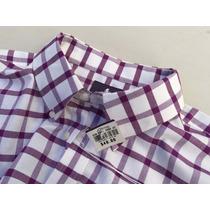 Camisa Casual Cuadros Stafford Tallas Extra 2xl Cuello 18