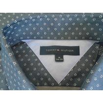 Tommy Hilfiger, Muy Padre Camisa L Para Caballero