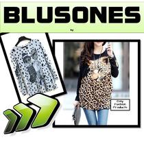 Blusones Fashion Ropa Blusas Mujer Moda Japonesa En Oferta