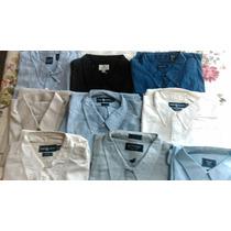 Lote De 10 Camisas Tipo Casual En Talla 2xl Mas Regalo