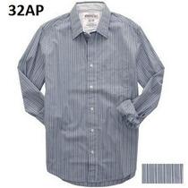 S - Camisa Aeropostale A Rayas Ropa De Hombre 100% Original