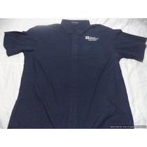 Camisa Americana Manga Corta Port Authority Talla Xl Azul