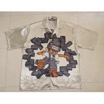 Camisa Raper Street Culture Moda Urbana Talla Xl