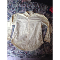 Camisa Polo Ralph Lauren Talla 6 M - L De Mujer