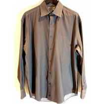 Hermosa Camisa Sport Johnston & Murphy - Fashionella - L