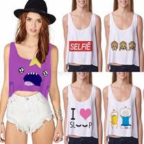 Camisetas Tank Tops, Modelos Exclusivos Precios De Mayoreo
