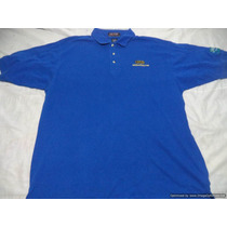 Polo Americano Marca Best Buy Talla Xl Color Azul