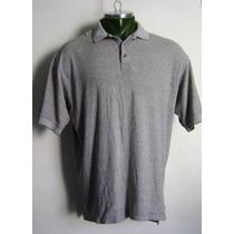 Camisa Casual Hombre Dockers Beige Punto Cuello Polo Xl