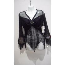 Blusas Dark Góticas Preciosas