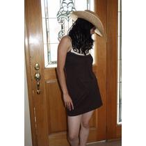 Mini Vestido Bluson Talla Chica-med- Remate De Ropa!!