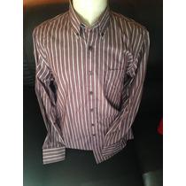 Padrisima Camisa De Vestir Marca Dockers T.l