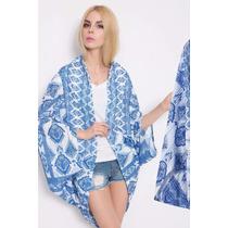 Suku 20999 Kimono Holgado Moda Japón $699