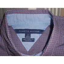 Tommy Hilfiger, Muy Padre Camisa S Para Caballero