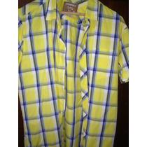 Camisa Springfield Abercrombie Hollister Zara Pull And Bear