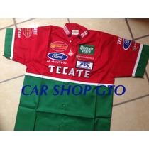 Camisa Escuderia Tecate Tipo F1