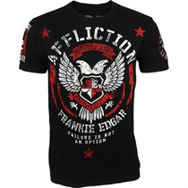 Camiseta Affliction Frankie Edgar Ufc 162
