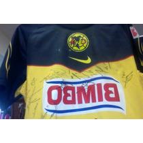 Camisa Balon Y Sueter Firmado Por El America