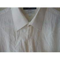 Exclusiva Camisa De Vestir L.p.c Talla L Cuello 16 1/2