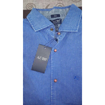Camisa Armani.. Gucci Vuitton Armani Hugo Moschino Etro