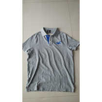 Hollister Playera Polo Talla Xl Ajustada