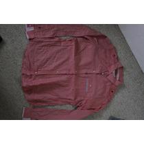 Camisa Massimo Dutti Rosa Mujer Talla L, 42 Mx