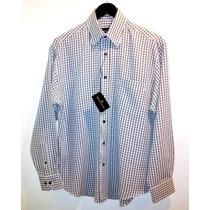 Exclusiva Y Hermosa Camisa Bugatchi Italiana - Fashionella