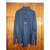 Camisa Van Heusen Xl Nueva Con Etiquetas 60% Algodon