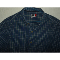 Camisa Sport Arizona 100% Algodón Grueso Nueva Talla Xl