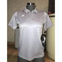 Padrisma Blusa Adidas Gris Nueva Logo Bordado Ch