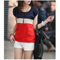 Blusa Coreana Moda Japonesa
