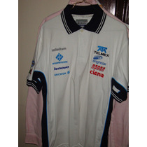Playera Telcel Racing, Talla L, Excelente