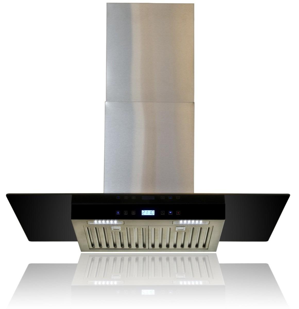 Campana para cocina extractor control de tacto hm4 - Extractor de cocina precio ...