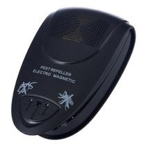 Repelente De Plagas Electrónico,ultrasónico /contacto Elect.
