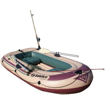 Lancha Inflable 6 Personas Solstice Voyager Bote