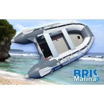 Lancha Inflable Bris Marina Pesca Raft Resistente 9.8 Rios