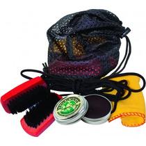 Kit De Limpieza De Zapatos - Boot Negro Bcb Aventura Soldado