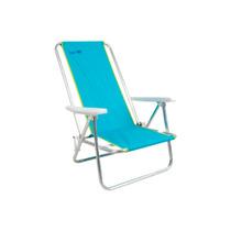 Silla Plegable Apoyabrazos Beach Island 2000022160 Coleman
