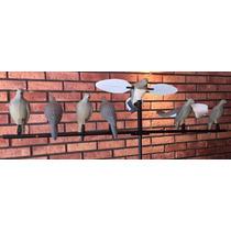 Base Para Exhibir Señuelos (decoys) De Paloma Marca Mojo