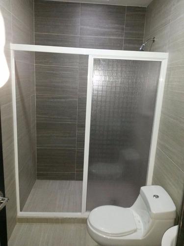 Marcos De Aluminio Para Puertas De Baño:Cancel De Aluminio Para Baño – $ 1,80000 en MercadoLibre