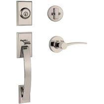 Cerradura Chapa Para Puerta Exterior Contemporánea Hm4
