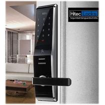 Cerradura Chapa Digital Samsung Shs 5230 Huella Digital