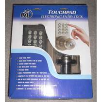 Chapa Cerradura Alarma Digital Varios Navidad Usuarios