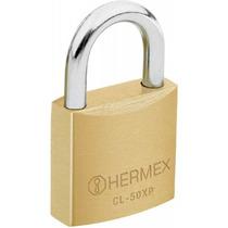 Candado Alta Seguridad Llave Tetra 50 Mm Hermex 23511