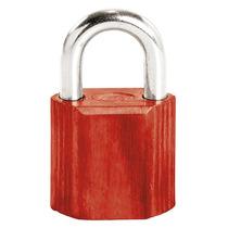 Candado No.9 Corto Color Rojo Lock